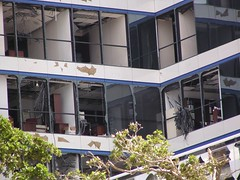 Broward Financial Center Offices - After Hurricane Wilma | by Gary...
