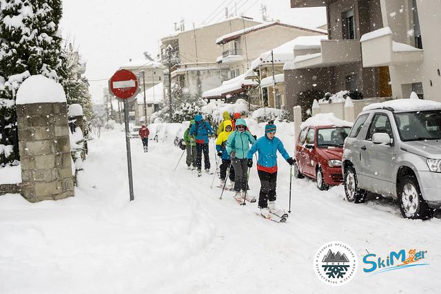 Trikala Ski 11/1/2017