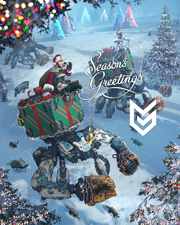 This year's best Christmas cards created by PlayStation developers