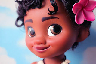 Disney Store Moana Toddler Doll