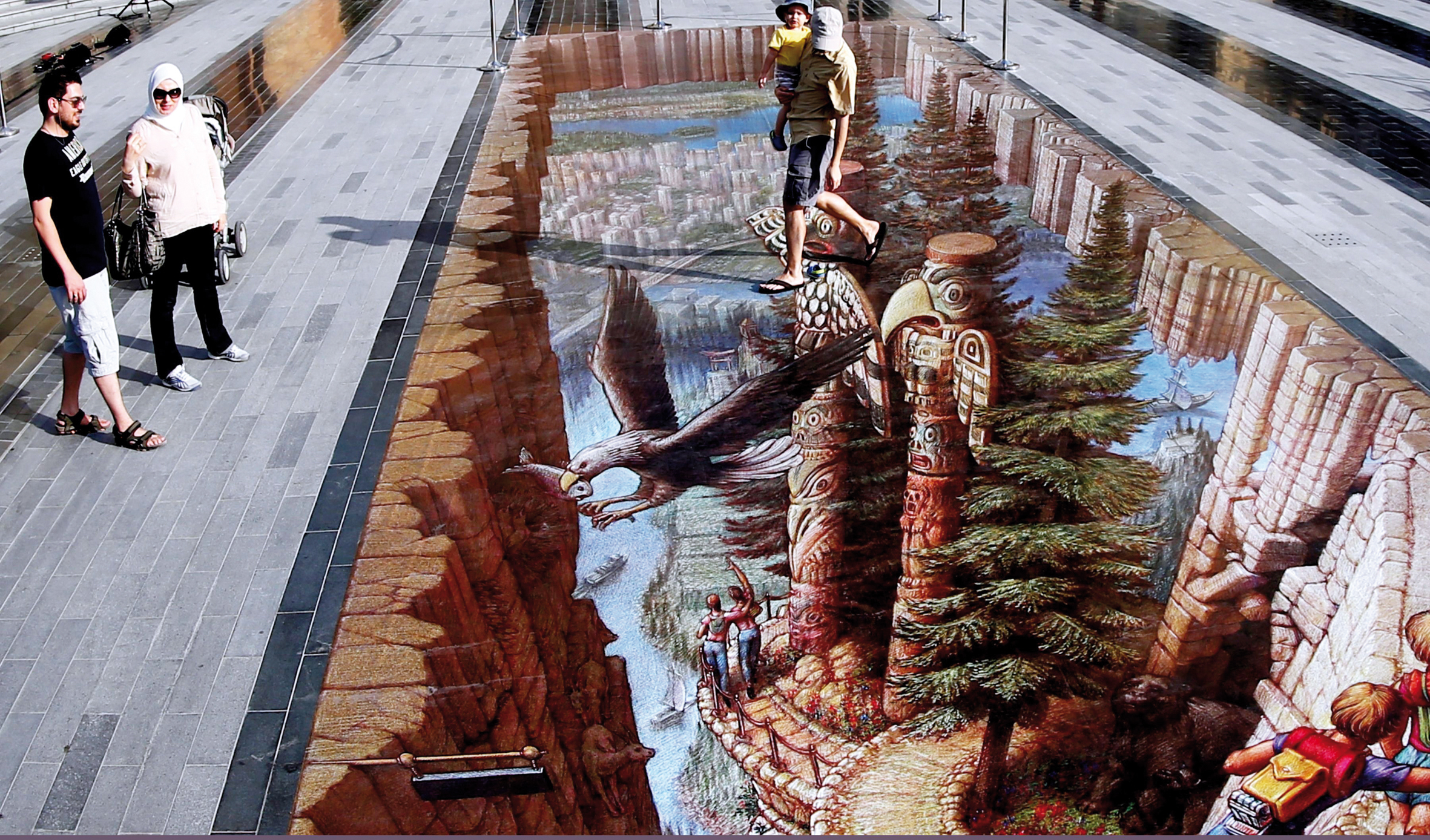 UAE-DUBAI-3D-ART-FESTIVAL