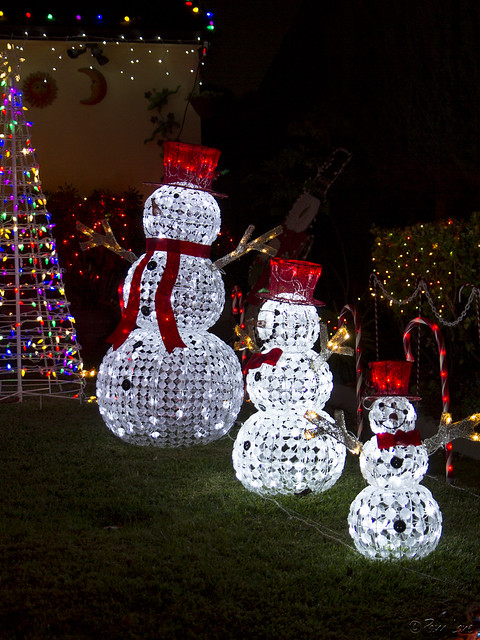 Snowmen Christmas decorations