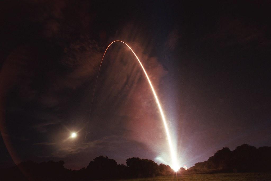 CONTOUR Launch