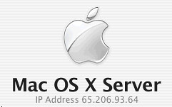 Ever Changing OS X Server Login Screen | by tbridge