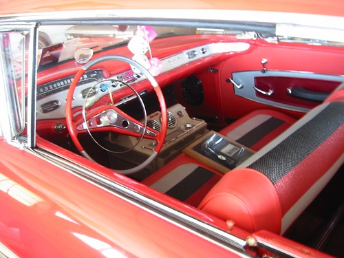 A Convertible Interior | by Bill on Capitol Hill