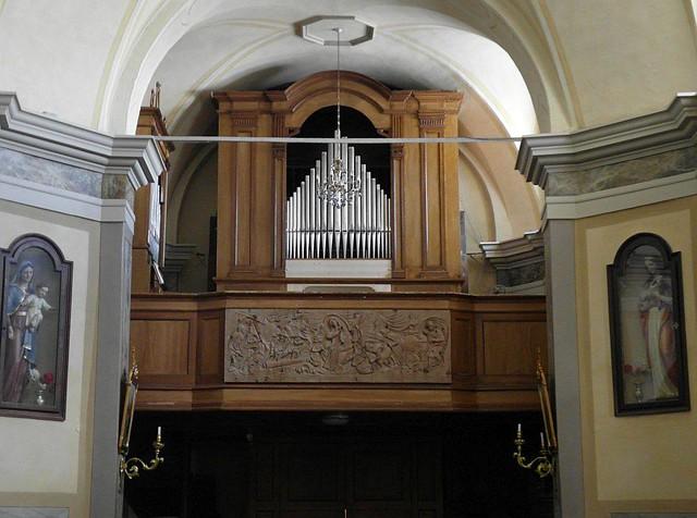 Chiesa di Sant'Anna, Zoppè di Cadore (BL)