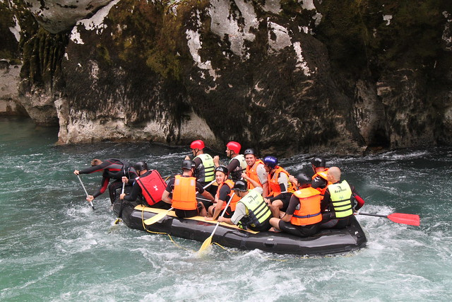 Neretva rafting gives complete package