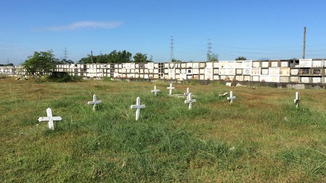 San Guillermo Graveyard