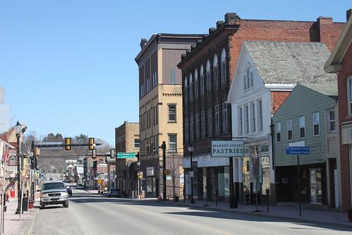 Downtown Blairsville Pa Joseph Flickr
