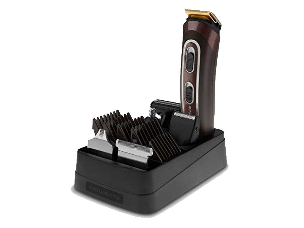 Rowenta regolabarba TN9160 Trim&Style Grooming Kit 12 in 1