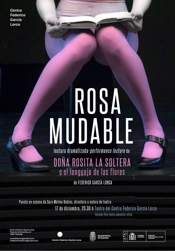 Rosa mudable - Sara Molina