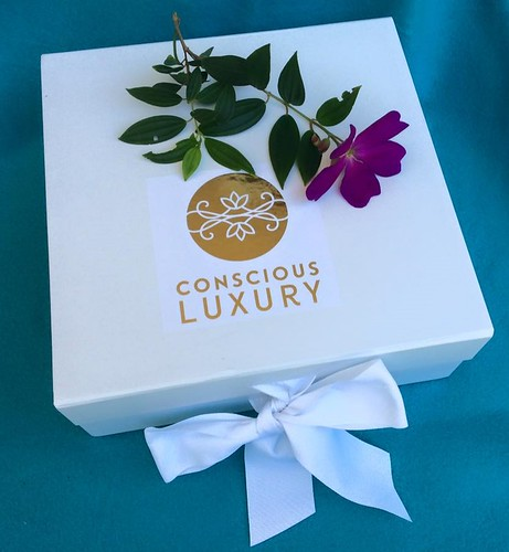 Conscious Luxury beauty box