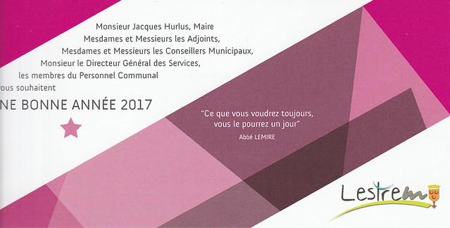 voeux Mairie Lestrem