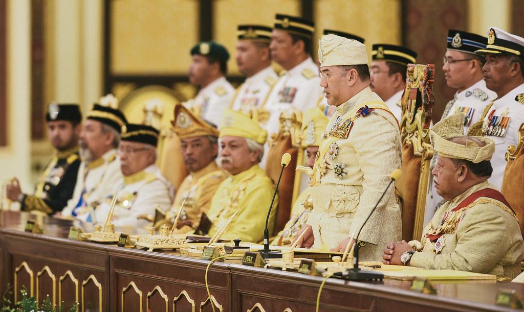 SPB Yang di-Pertuan Agong XV Sultan Muhammad V
