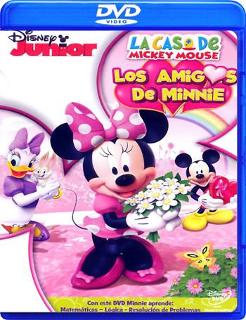 31867731700 727a7bb74d - La casa de Mickey Mouse: Los amigos de Minnie [DVD9][Castellano, Inglés, Ale][Animación][2012][MEGA]