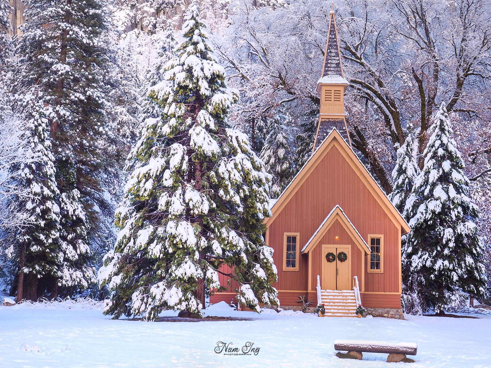 Noël au Yosemite 31859558676_927c2565b7_h