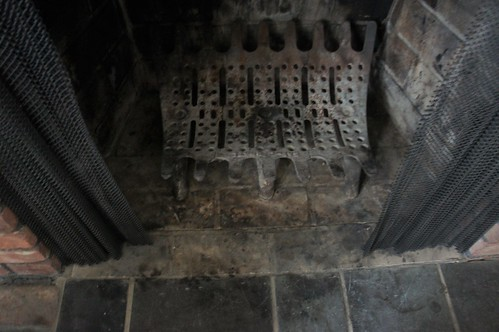 At Home: Fixing the Chimney