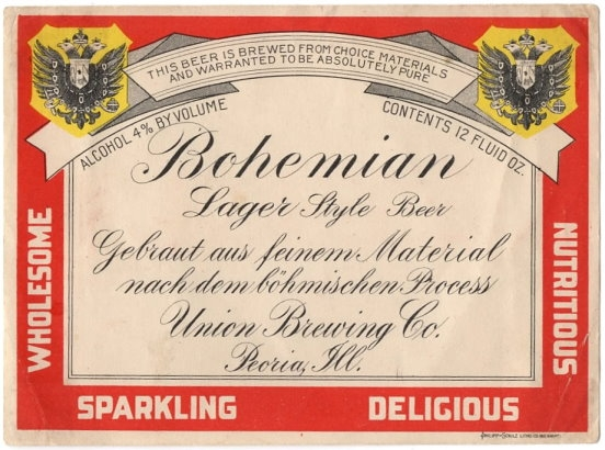 Bohemian-Lager-Style-Beer-Labels-Union-Brewing-Co
