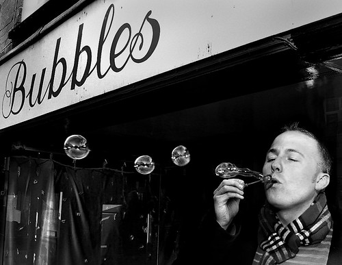 Bubbles | by Aeioux