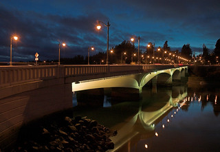 Fourth Ave Bridge at Dusk | by akameus ( Randy Kosek )