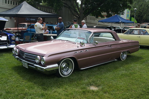 1962 buick lesabre msra back to the 50 s 42nd annual. Black Bedroom Furniture Sets. Home Design Ideas