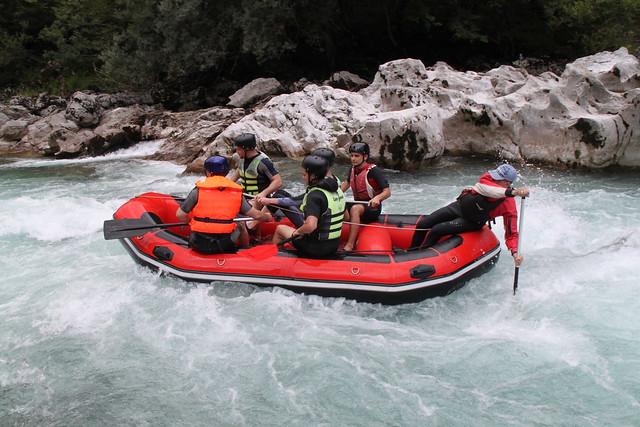 Rafting in Bosnia Neretva Tour
