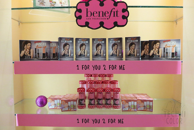 Benefit Loves Mikki