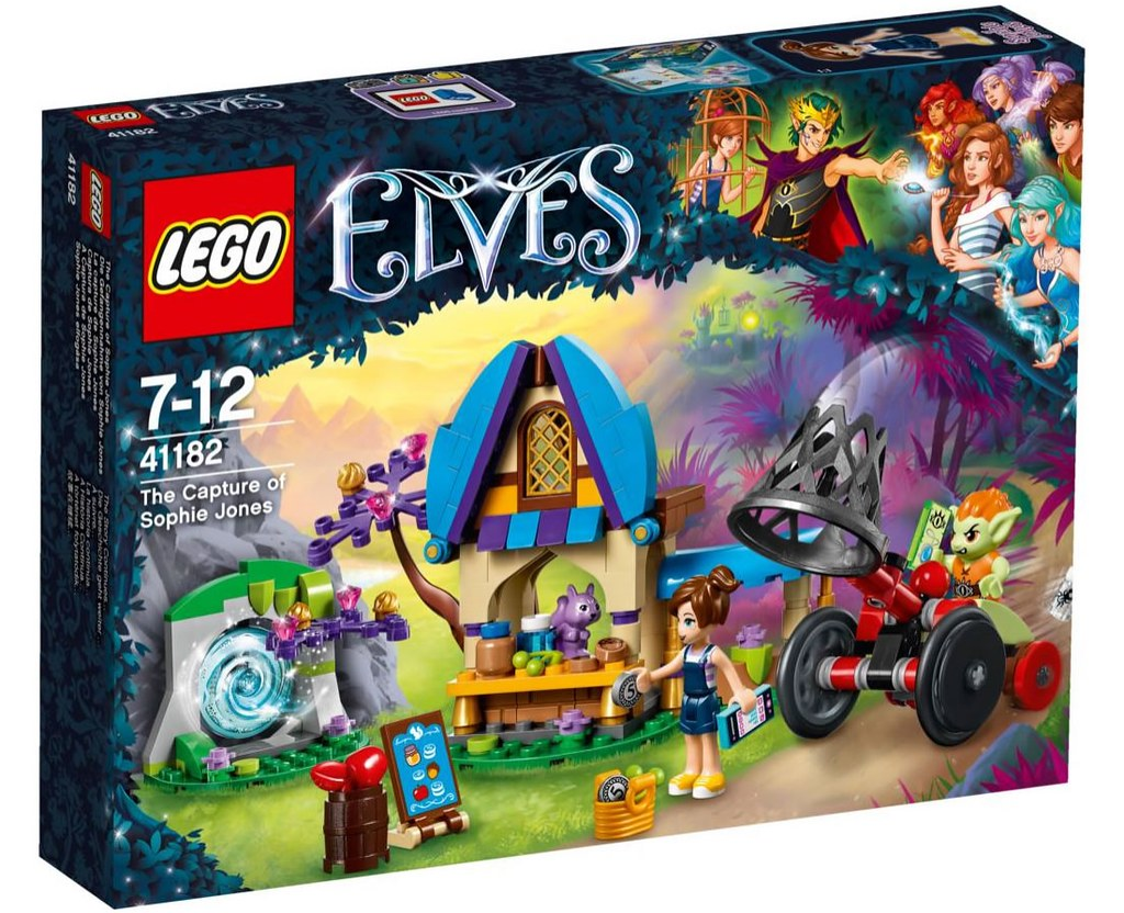 LEGO Elves 41182 - The Capture of Sophie Jones