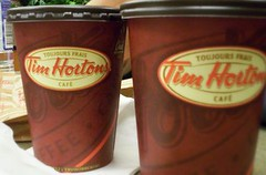 Tim Hortons Coffee | by Richard Hsu
