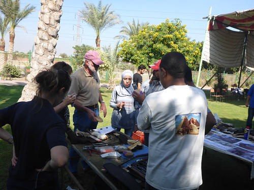 Putting their best foot forward - hoof experts come together in Egypt