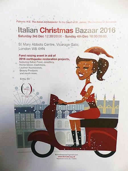 italian bazaar