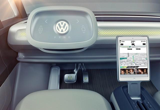 Volkswagen ID Buzz Concept 4