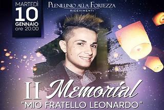 Noicattaro. Memorial Leonardo Epifanio front