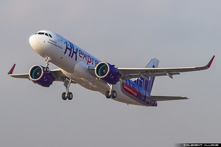 Hong Kong Express Airbus A320-271N(WL) cn 7209 B-LCL