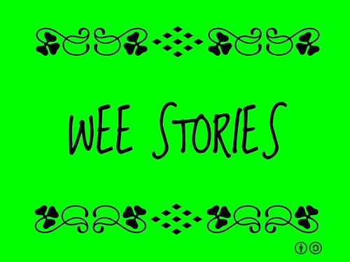 Buzzword Bingo: Wee Stories