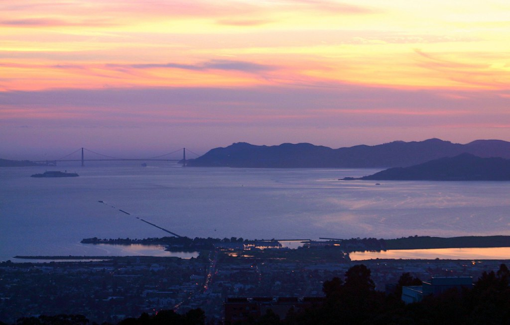 mid-San Francisco Bay | by franciscophile