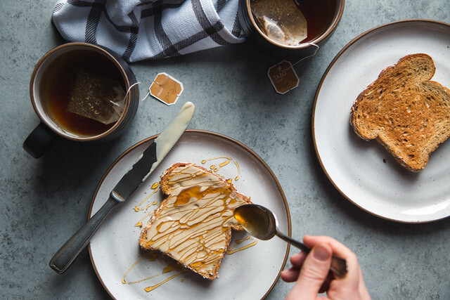 Tahini and Honey Toasts | Will Cook For Friends