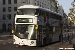 Wrightbus NRM NBFL - LTZ 1213 - LT213 - YouTube DT - Victoria 38 - Arriva London - London - 161126 - Steven Gray - IMG_4268