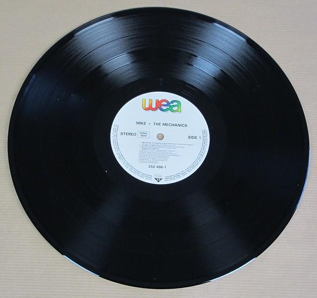 """MIKE + MECHANICS S/T SELF-TITLED 12"""" LP VINYL"""