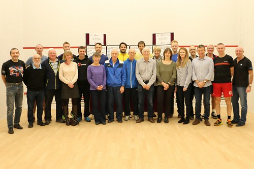 2016-17 North West of England Squash Masters