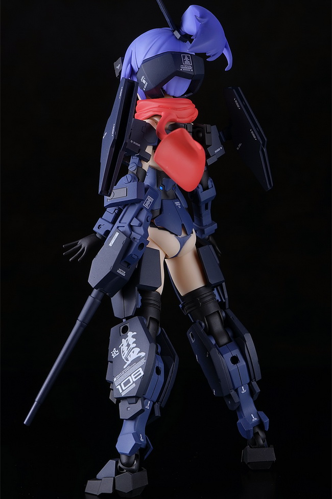 FRAME ARMS GIRL - 0004