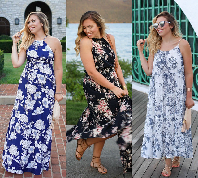 Floral Summer Dresses Best of 2016