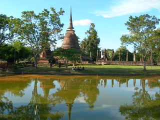 Sukhothai Historical Park | by Hartfried Schmid