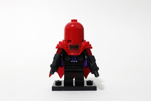 The LEGO Batman Movie Collectible Minifigures (71017) - Red Hood