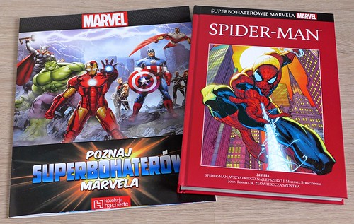 Superbohaterowie Marvela 01 Spider-man 01