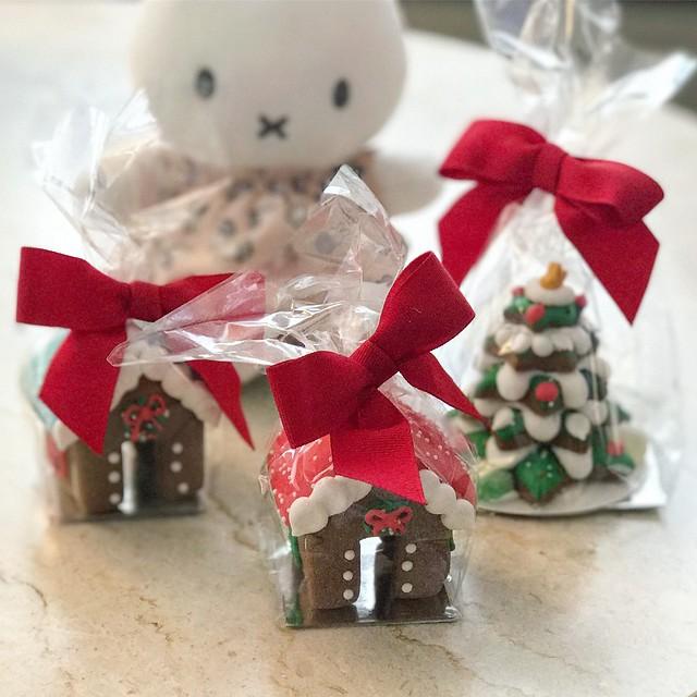 Gingerbread Mug Cookies from TJ Maxx Homegoods