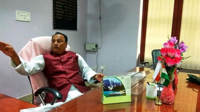 Minority Welfare Minister Dr. Abdul Ghafoor