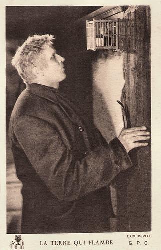 Eugen Klöpfer in Der brennende Acker (1922 )