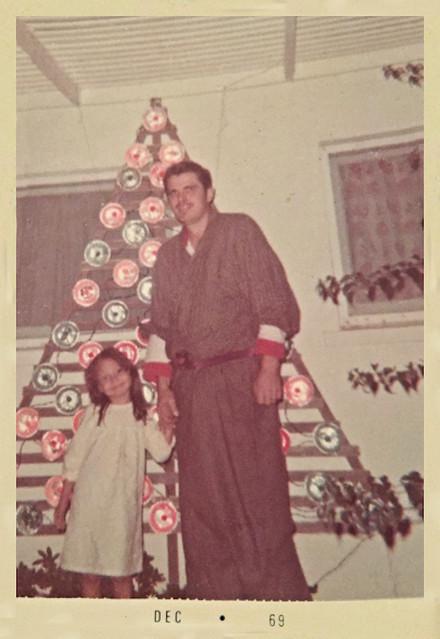 Okinawa, Christmas 1969