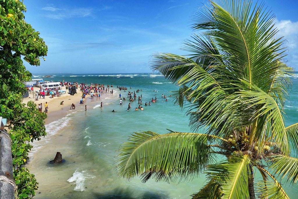 Sri Lanka - Polhena beach